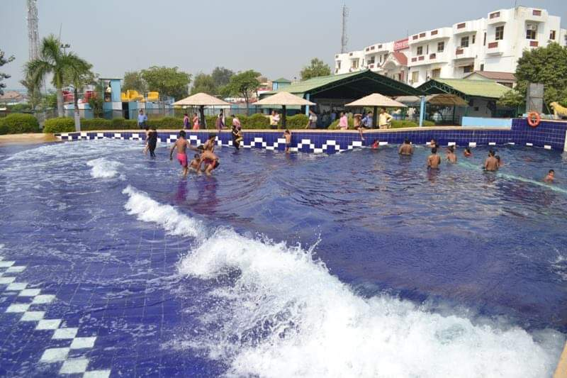 Water Parks around Delhi NCR