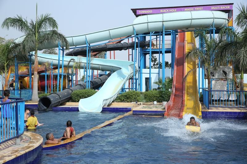 Water Parks around Delhi