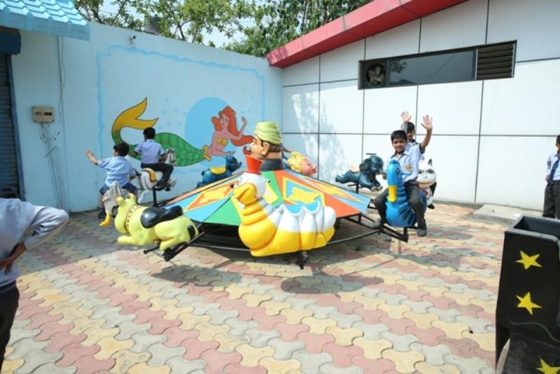 Kids Amusement Parks